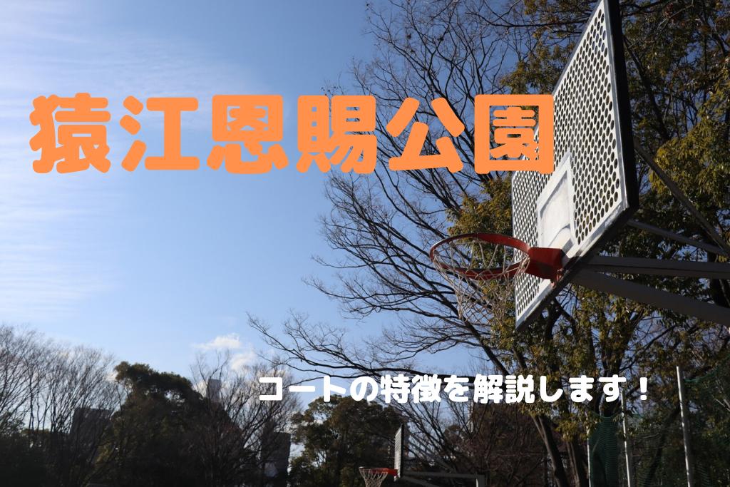 バスケができる東京都内の公園のコートを紹介!【猿江恩賜公園】