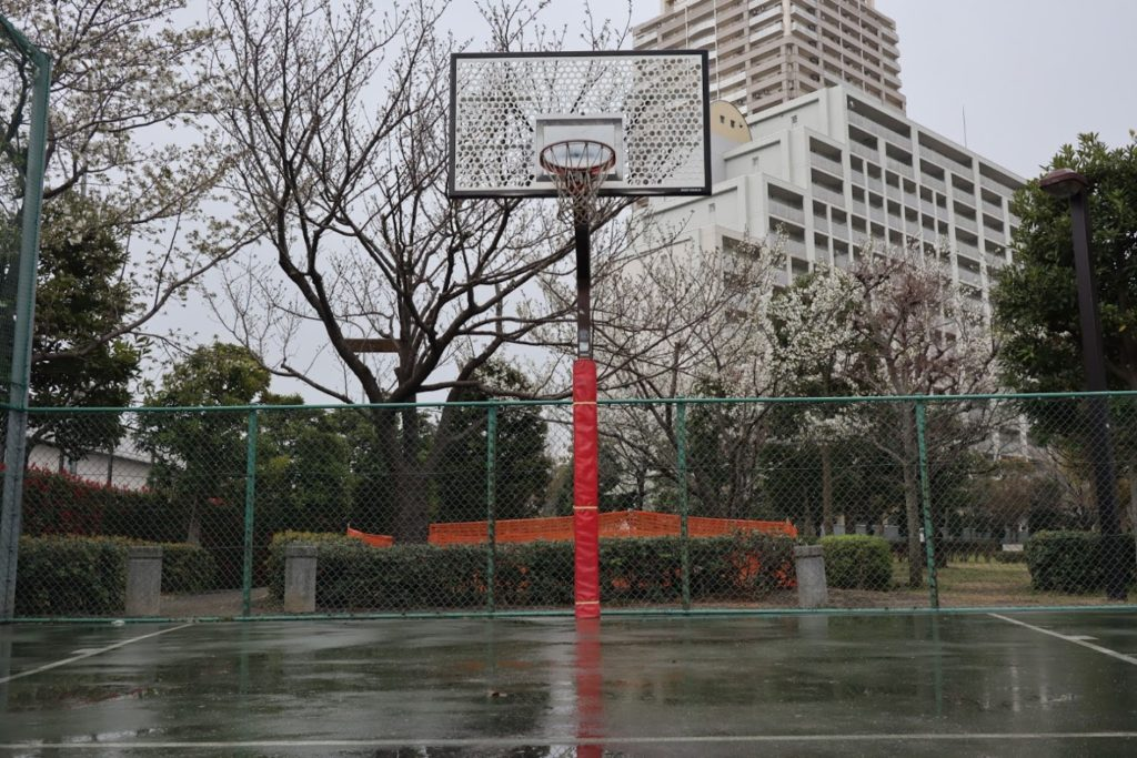 【東京都 港区】お台場レインボー公園バスケットコートまとめ